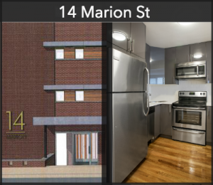 14 Marion St Brookline